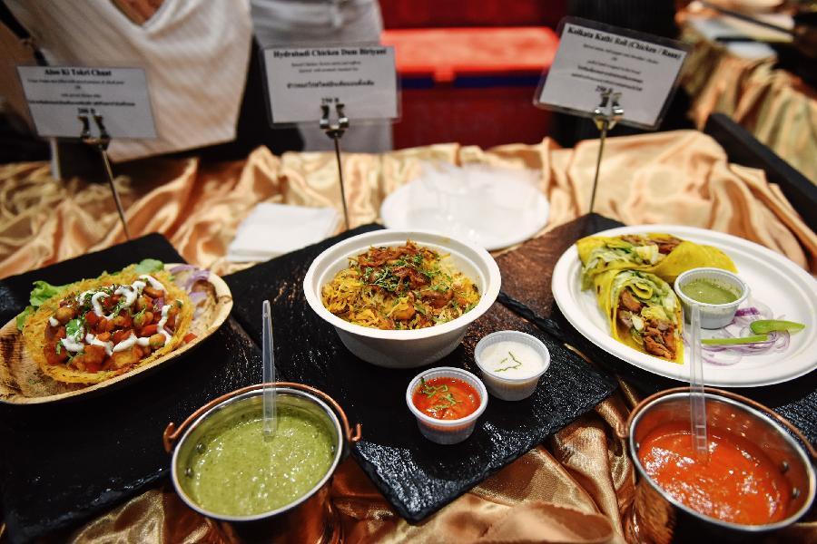 泰國:2017曼谷美食節開幕