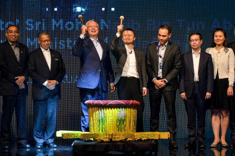 阿裏巴巴集團將在馬來西亞建設區域物流中心