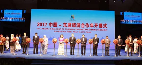 ACC Secretary-General Attended the Opening Ceremony of the ASEAN-China Year of Tourism Cooperation