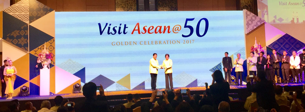 ACC Secretary-General Attended the Closing Ceremony of the 37th ASEAN Tourism Forum in Conjunction with ASEAN Tourism Awarding Ceremony