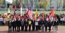 陳德海秘書長出席第四屆北京東盟留學生運動會開幕式