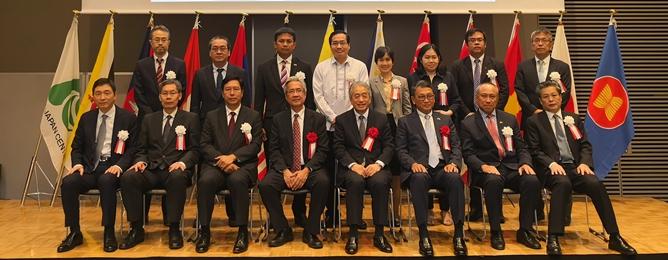陳德海秘書長出席慶祝東盟成立52周年研討會(2019-08-26)