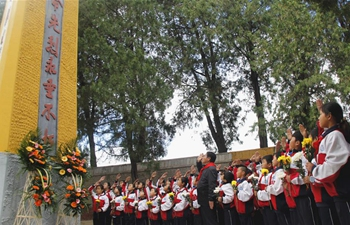 Martyrs' Day marked across country