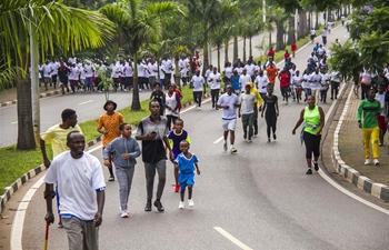 World AIDS Day marked in Kigali, Rwanda